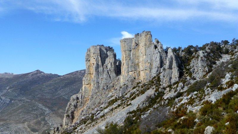 Lopus Wandelreizen Haute Provence 1