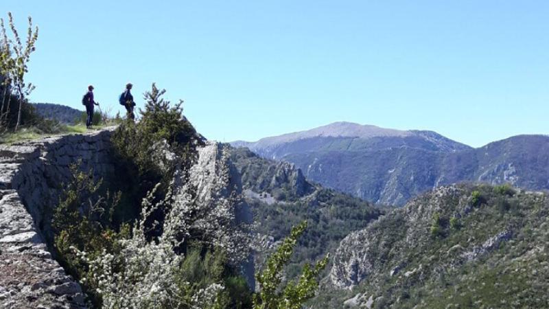 Lopus Wandelreizen Haute Provence 8