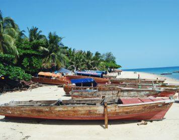 Zanzibar groepsreis